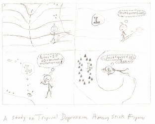 A Study of Tropical Depression by Dr-Morph