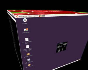 Beryl Desktop Screenshot