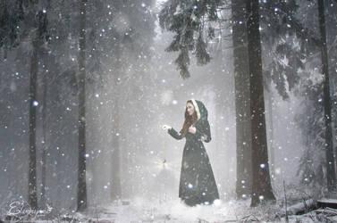 Winter's Breath by ElverynelCreations