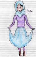 Qatar *w* by Tabita-chan
