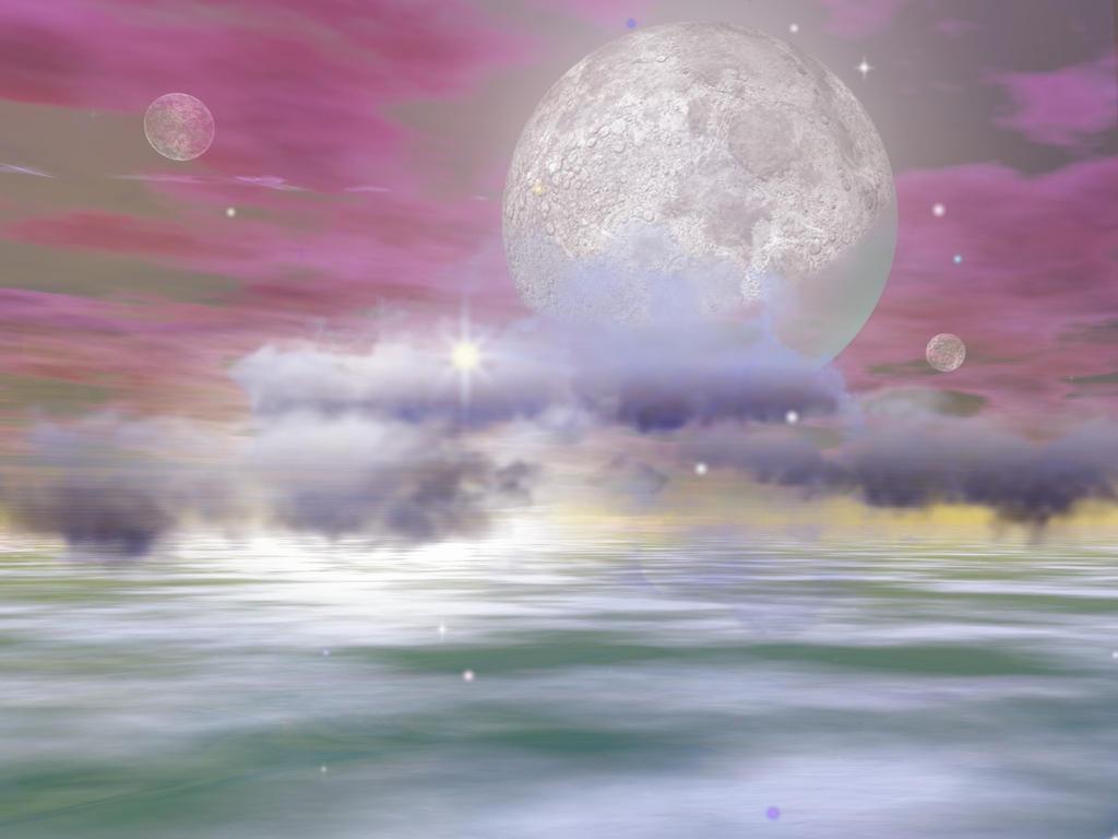 Cloud Galaxy by Ton-K300