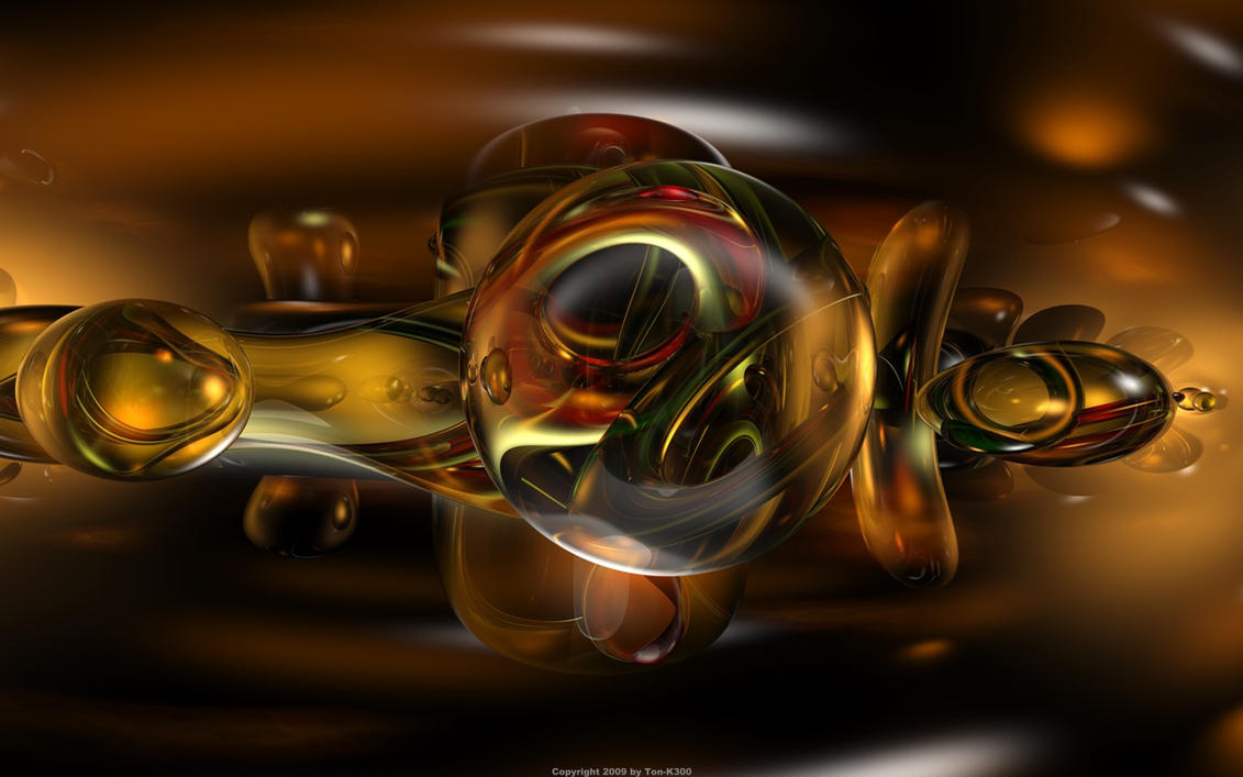 Fluid Fall by Ton-K300