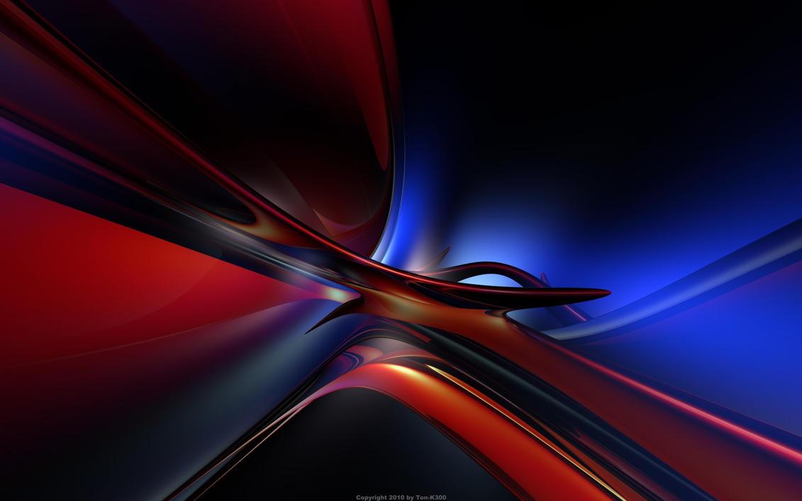 Red n Blue II by Ton-K300