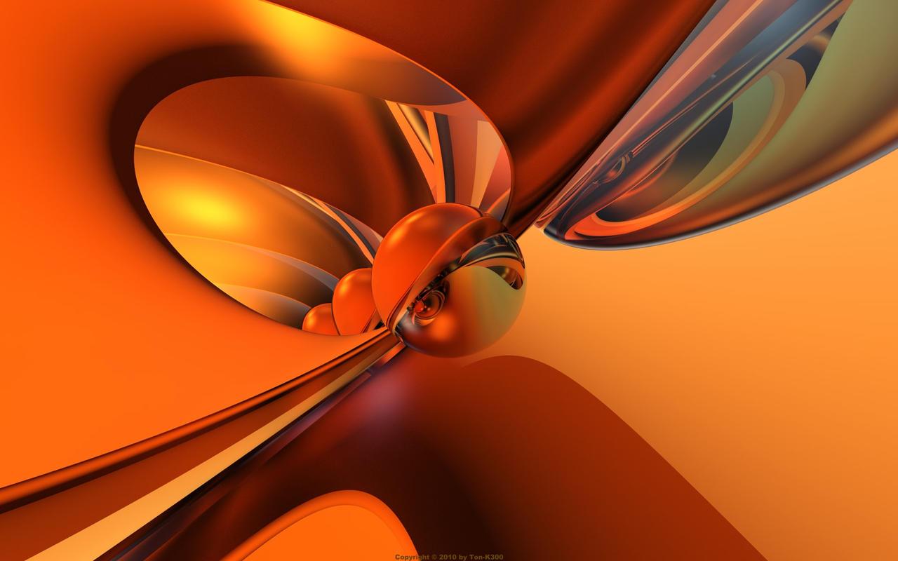 Danny Orange by Ton-K300