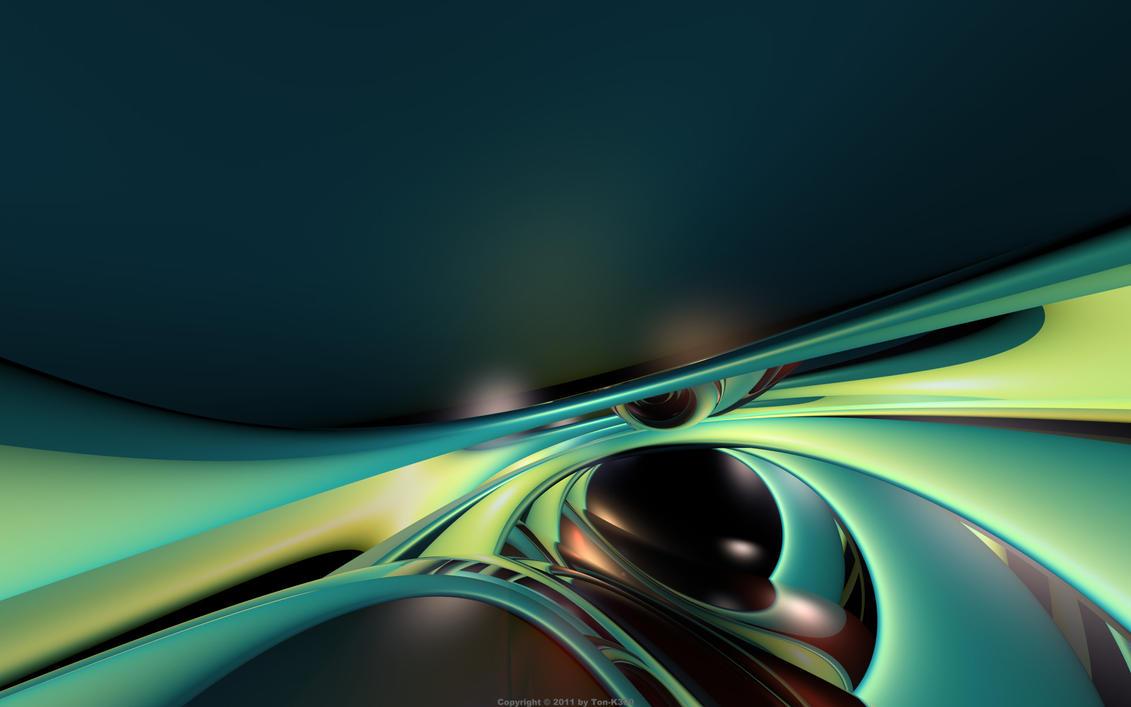 Transit Blue by Ton-K300