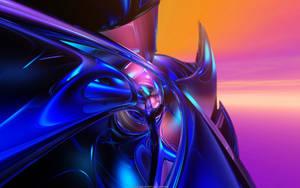 Blue Zenoid by Ton-K300