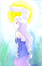 The Moon, the moon by Ninja-Girl15