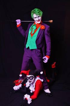 Gotham belongs to the clowns by SmilexVillainco