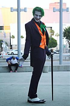 Alt. Joker outfit finished