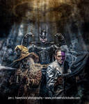 Batman : scarecrow and two face year one