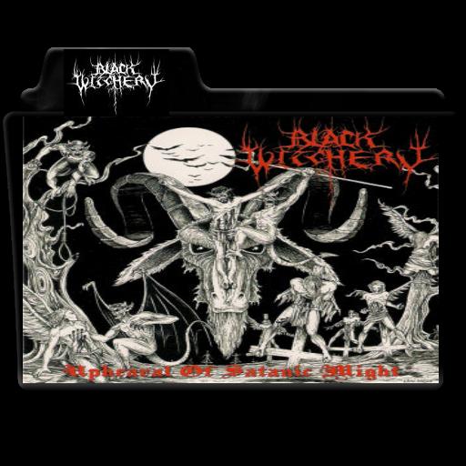 Black Witchery - Satanic Might by ShadMAD on DeviantArt
