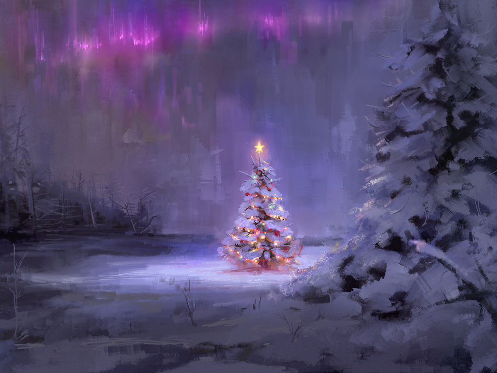 Merry Christmas and Happy New Year! by Svenechoff