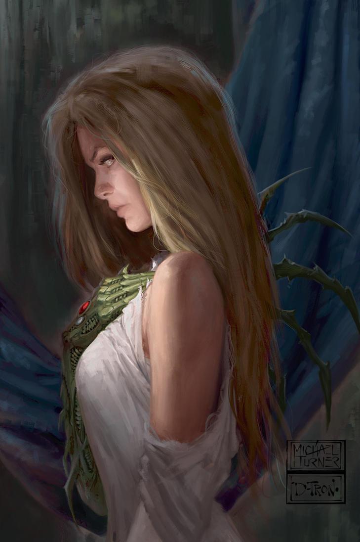 Sara Pezzini - Witchblade by Svenechoff