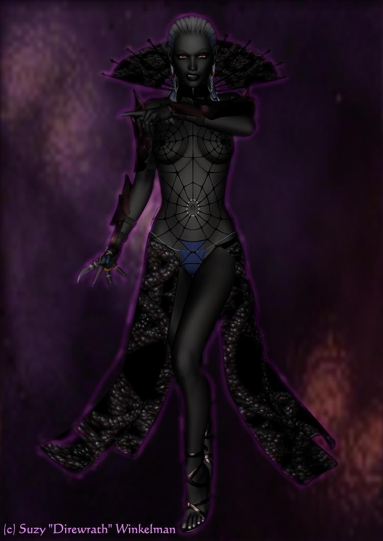 Костюмы Женские Темные Эльфы