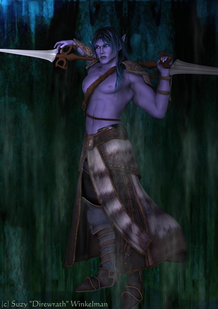 Night Elf Female Male 23