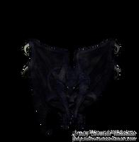 Night Demon 1 Png Stock by Direwrath