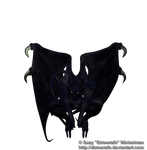 Night Demon 1 Png Stock