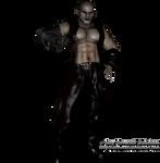 Dirk the Vampire Png Stock