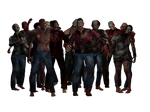 Group of Zombies 2