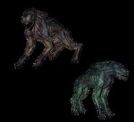 Strange Alien Dogs 2