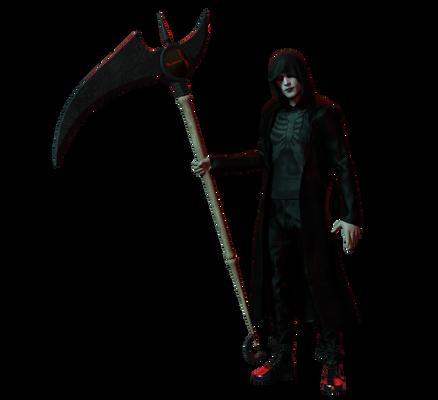Private Character Necro