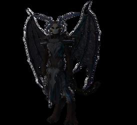 Private Character Dragon Demon