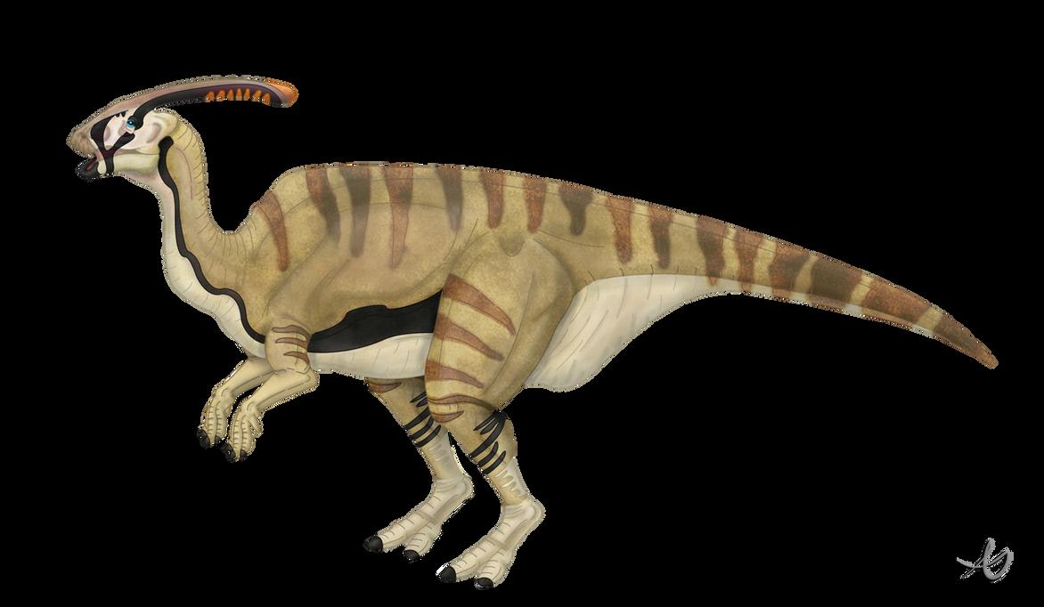 charonosaurus by Andrew-Graphics