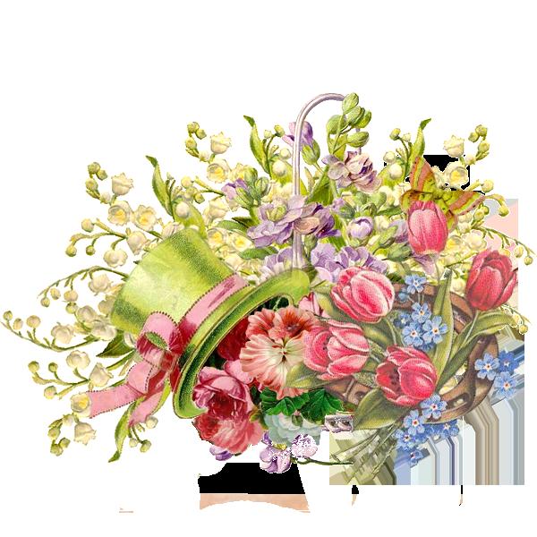 Png Vintage Flowers | ...