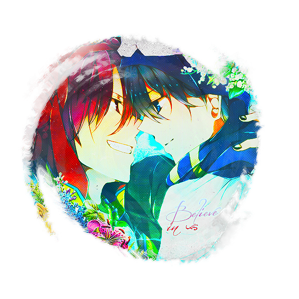 Free! Rinharu - Believe in US by MegaBleachy