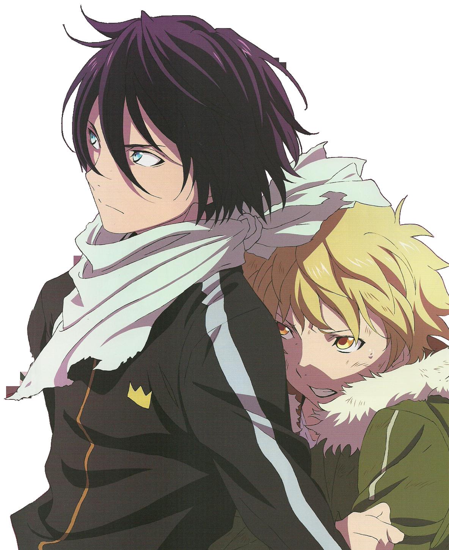 Yato and Yukine Noragami, Yato