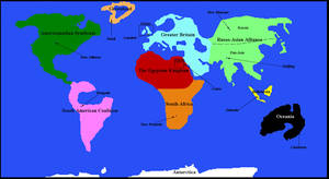 MagusSphere World Map