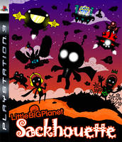Sackhouette BoxArt by luckettx