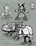 Supah Furry Adv - Sonic Parody