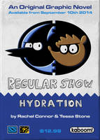 Regular Show OGN Hydration Advert by luckettx