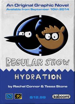 Regular Show OGN Hydration Advert
