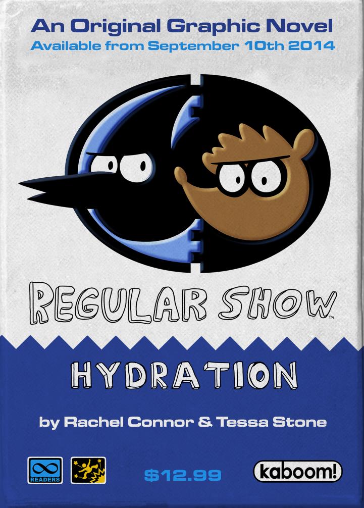 Regular Show OGN Hydration Advert by luckettx