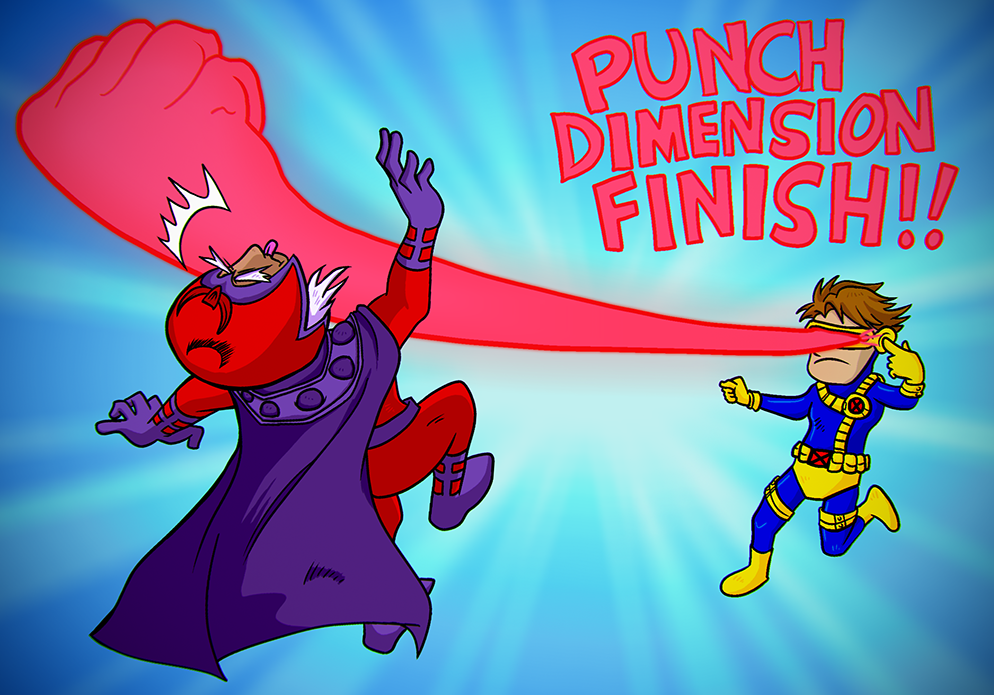 Welcome To Punch Dimension