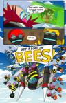 Bee Eggman by luckettx