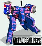 Metal Gear PEPSI