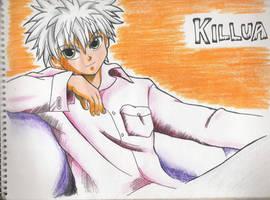 Killua by Ausagi