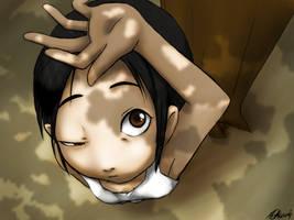 Feeling the summer by Ausagi