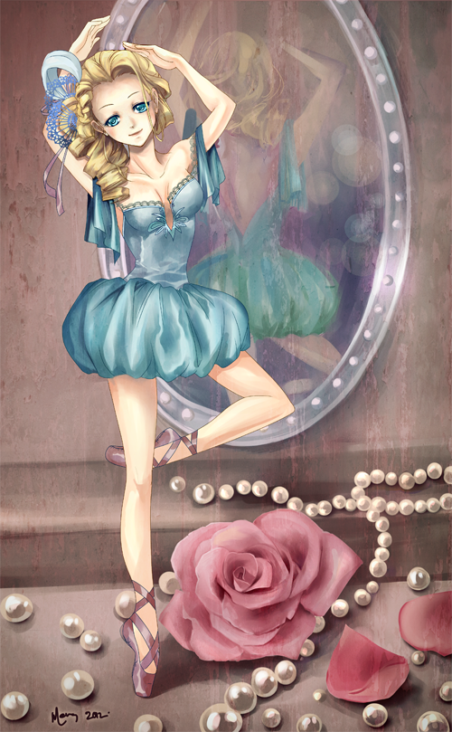 Jewelry Box Ballerina by lucidsky on DeviantArt