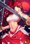 Fairy Tail - Erza Titania Scarlet