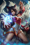 Ahri - Ninetail Fox