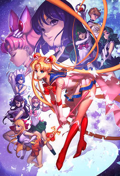 Pretty Guardian Sailor Moon S