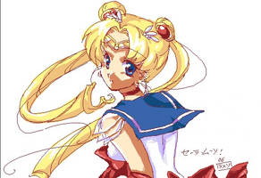 Sailor Moon omg