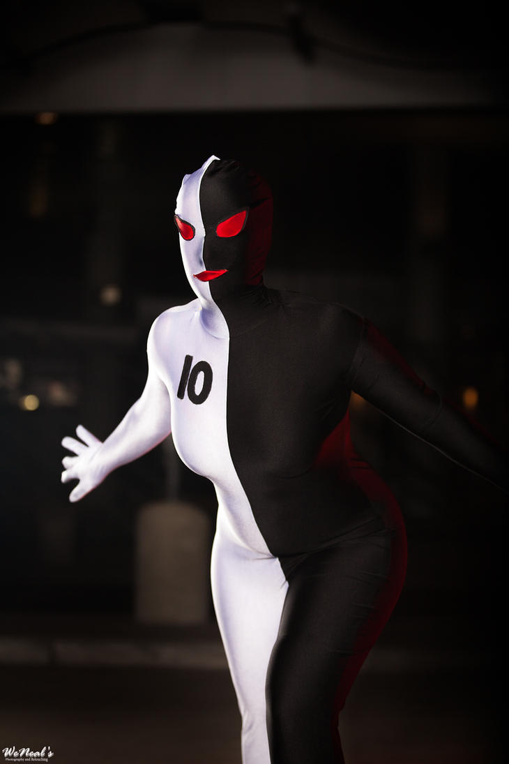 Ten from Batman Beyond by St3phBot