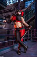 Harley Quinn from Batman: Assault on Arkham