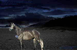Night mare scare by struckrevenge
