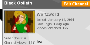 Youtube-117 by WolfZword